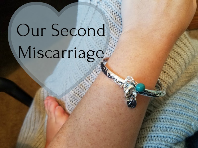 Our Second Miscarriage - My Blessed Home
